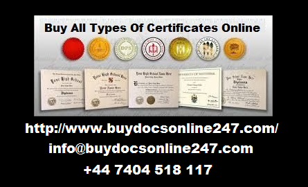 Buy Real and Fake Birth, Death and IELTS certificates online