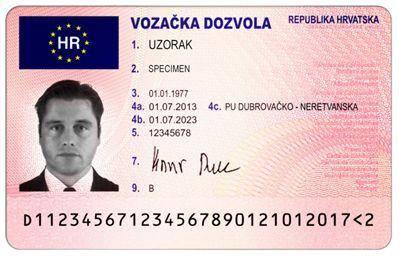 buy Croatian driving license