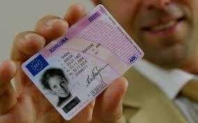 buy Estonia driving license
