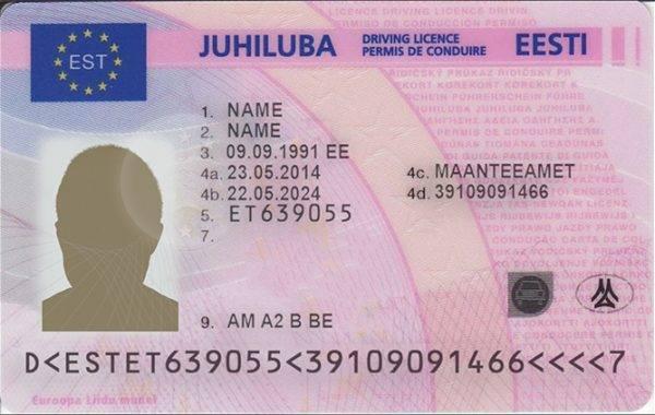 BUY ESTONIA DRIVING LICENSE via WhatsApp number +44 77 60818474 .. more