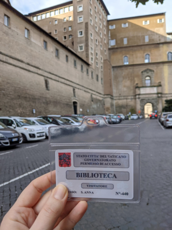 Vatican City driving licence