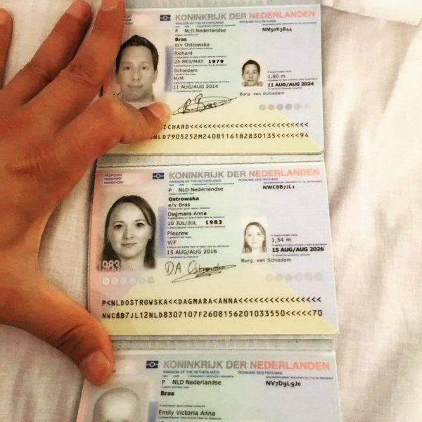 Buy Dutch passport online via WhatsApp number +44 77 60818474 .. more