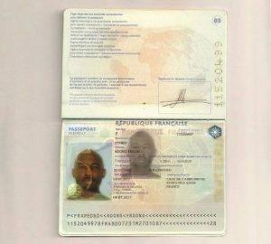 WhatsApp....+44 77 60818474 Buy French passport online
