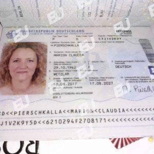 WhatsApp ...+44 77 60818474 to Buy German passport online.