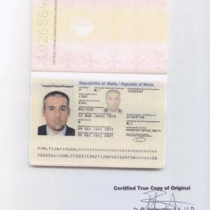 Buy Maltese passport online via WhatsApp number +44 77 60818474 .. more