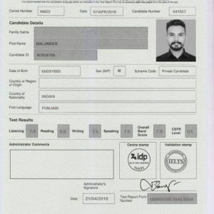IELTS certificate in Russia via WhatsApp number +44 77 60818474 .. more